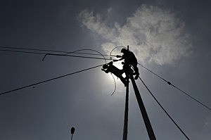 Electrical Power Line Workers
