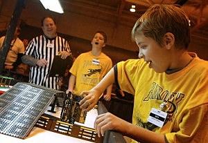 LEGO Robotics Competition