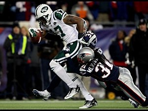 Divisional Playoffs - New York Jets v New England Patriots