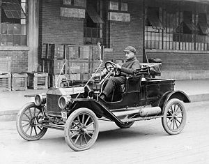 Model T Ford, Getty Images