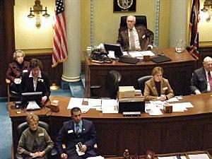 Wyo Legislature, Karen Snyder, K2 Radio