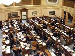 Wyo Legislature, Karen Snyder, K2 Radio