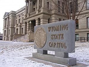 Wyoming capitol, Karen Snyder, K2 Radio