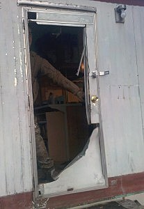 Doorway, tactical entry,  Sweetwater County Sheriff's Office