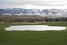 Wyoming's #1 Rated Municipal Golf Course