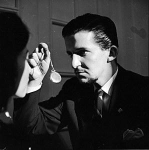 Hypnotist, circa 1950, Orlando, Three Lions, Getty Images