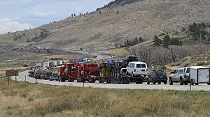 4.25 bees close Highway 220, Daniel Sandoval, K2 Radio