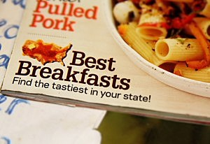 Sherrie's Place Featured in Food Network Magazine