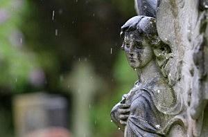 Arnos Vale Cemetery, Bristol, England, Matt Cardy, Getty Images