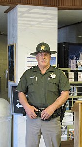 5.24 Wyoming Highway Patrol Lt. Terry Vincent, K2 Radio
