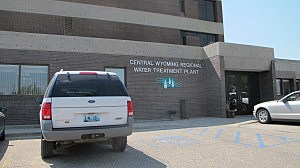Central Wyoming Regional Water Treatment Plant, K2 Radio