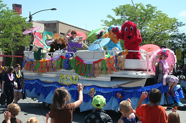 2011 Casper Parade Day
