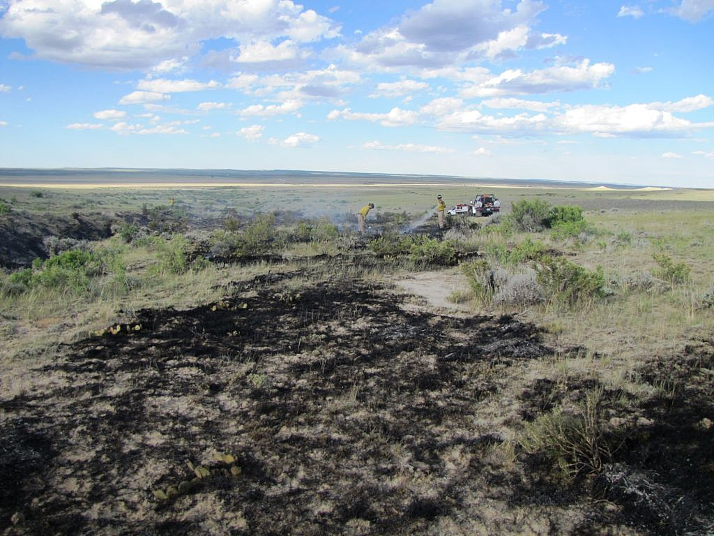 BLM Offers Wildfire Prevention Tips For Wyoming Residents   KGAB