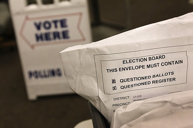 Ballots And Voting Materials