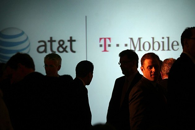 AT&T/T-Mobile