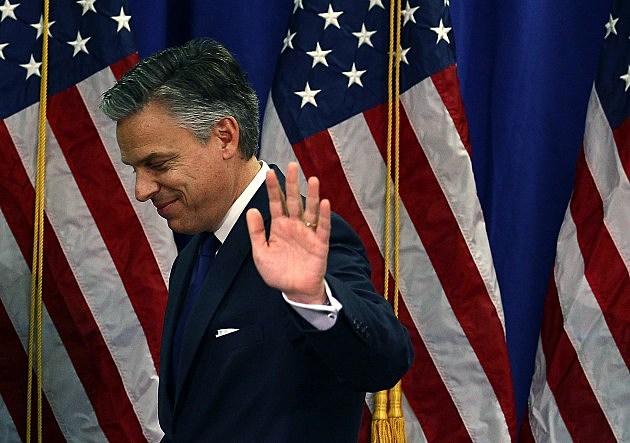 Jon Huntsman Bows Out Of Presidential Race