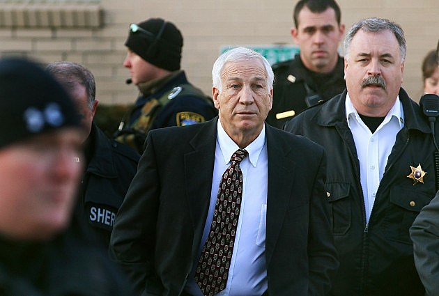 Former Penn State Assistant Coach Jerry Sandusky