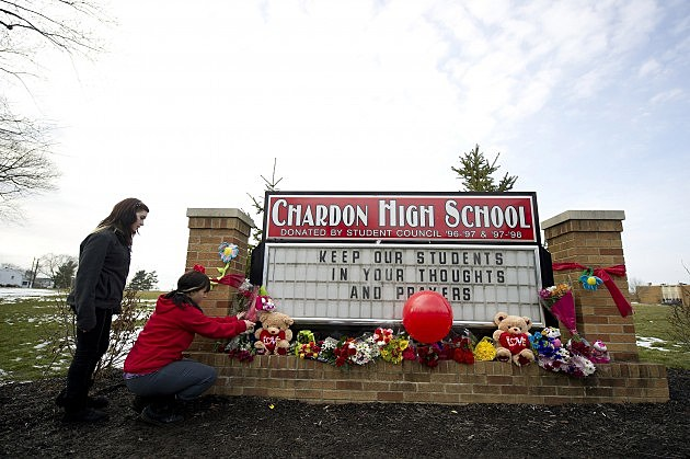 Chardon Ohio Mourns Deadly School Shooting