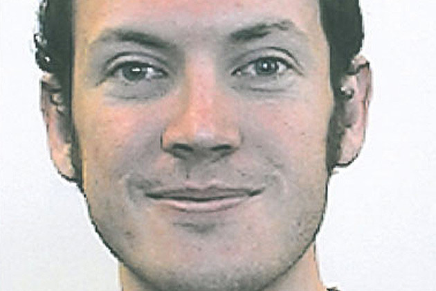 The Dark Knight Rises Colorado Shooting Suspect James Holmes Student ID