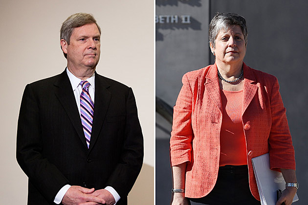 Tom Vilsack and Janet Napolitano to Visit Colorado