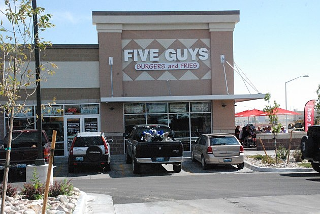 Five Guys Buirgers and Fries