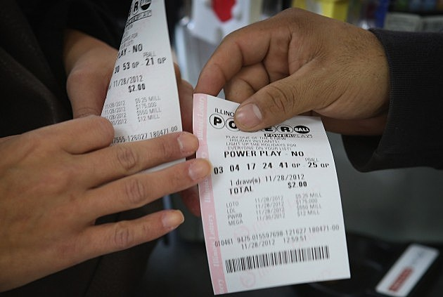 Powerball Jackpot Reaches A Record $550 Million