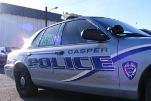 Casper Police Car