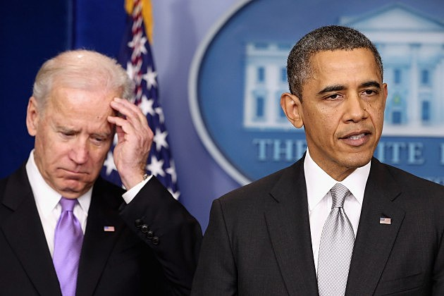 President Obama Announces Vice President Biden To Lead Interagency Task Force On Gun Control