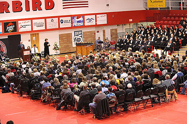 Casper College Memorial Service and Candlelight Vigil Video
