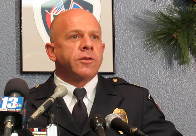 Casper Police Chief Chris Walsh Identifies Casper College Victims
