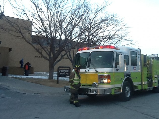 Natrona County Public Library Evacuated