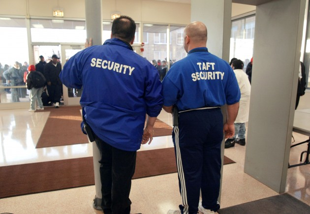 school security guard | The Official blog of Rod Arters