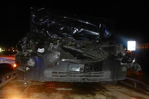 Poplar Street Crash