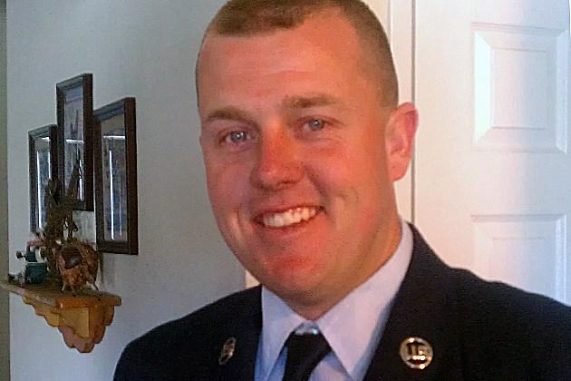 Casper's Hometown Hero - SrA Jeremy Kellch, U.S. Air Force