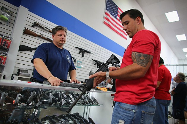 U.S. Senate Rejects Expansion of Firearm Background Checks