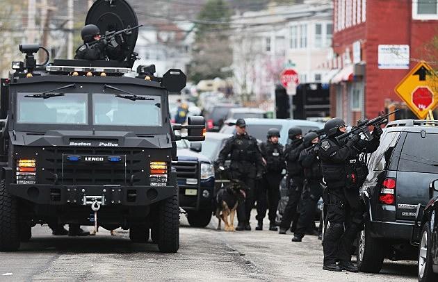 Shootings In Cambridge, Watertown Draw Massive Police Response
