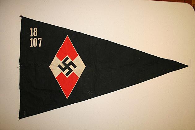 Stolen Veterans Museum Item