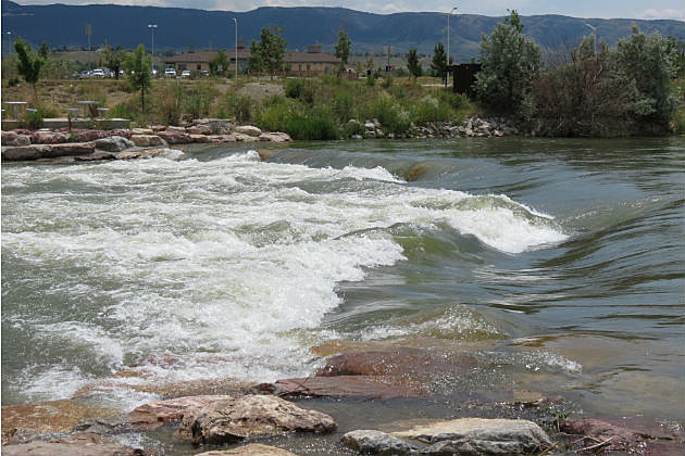 North Platte River Whitewater