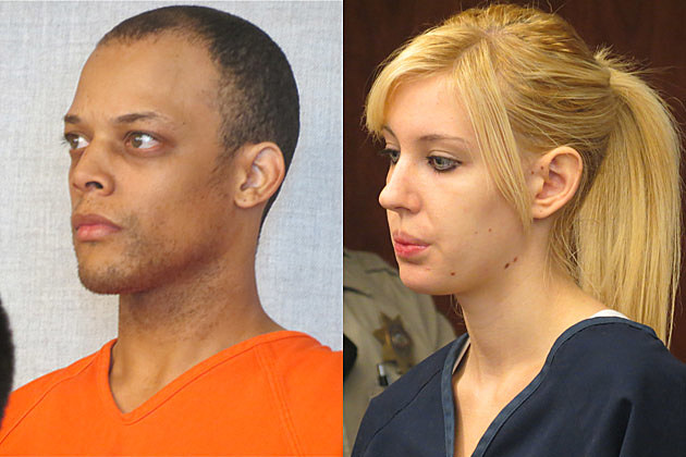 Shaka Turner (Left) and Jennifer Varga (Right)
