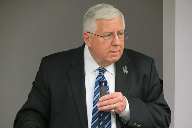 Senator Mike Enzi