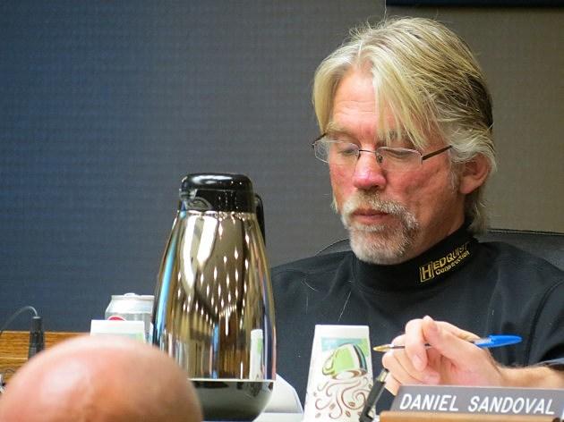 Councilman Craig Hedquist