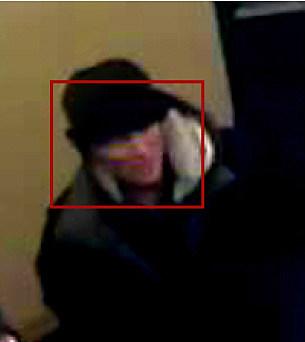 Rialto Robbery Suspect