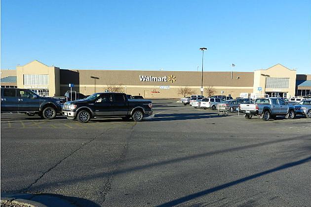 Casper's East Side Walmart