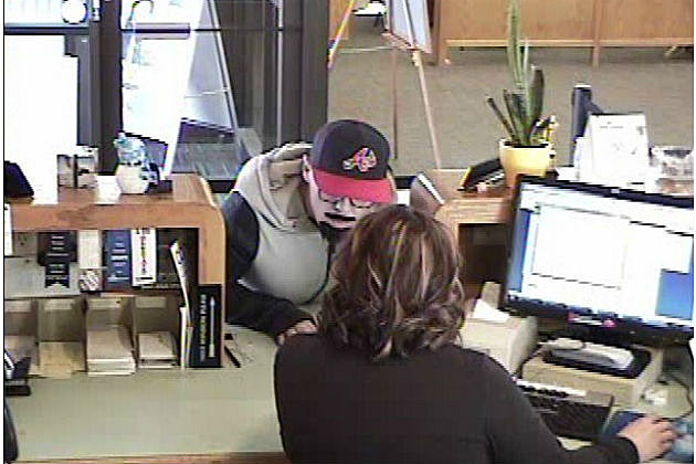 Rock Springs US Bank Suspect Pic #1