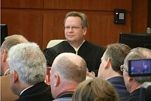 Judge Brian Christensen