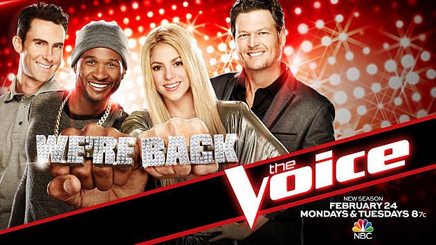 NBC 'The Voice'