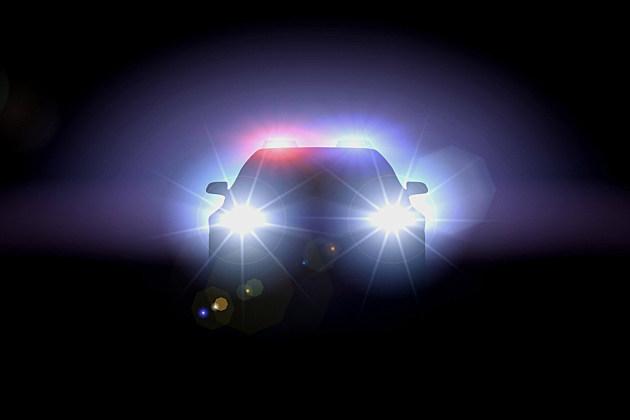 Law Enforcement Vehicle
