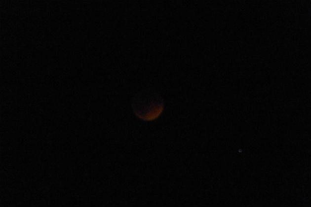 Lunar Eclipse Full