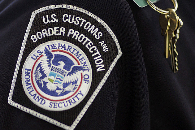 United States Customs and Border Control