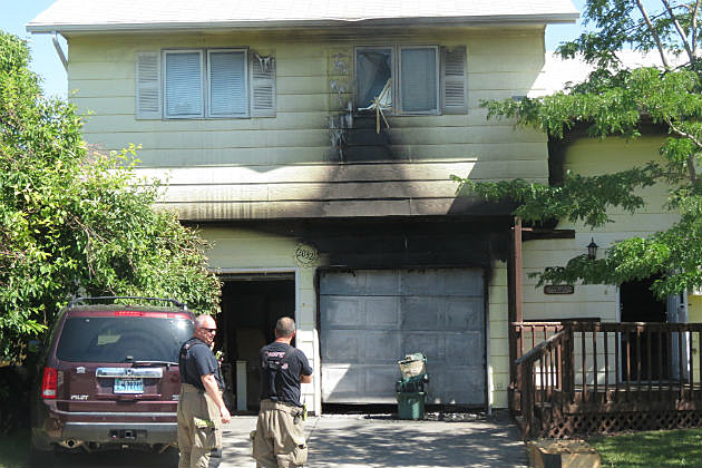East 24th Street House Fire